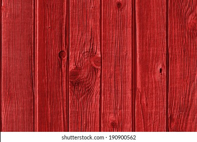 High resolution old red wooden background