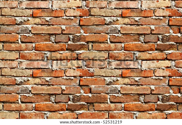 High Resolution Red Brick Wall Background Stock Photo Edit Now