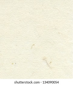 High resolution scan of creamy white rice paper.