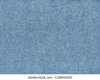 A high resolution scan of the reverse side of denim fabric. Ideal for use as a background texture