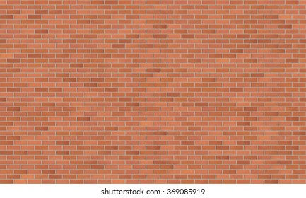 High resolution seamless texture of a modern industrial brick wall, perfectly tileable vertically and horizontally.