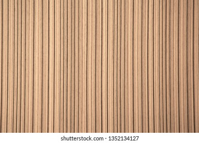 High resolution texture of a striped wood, interior background