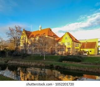 High School Albert Schweitzer School in Nienburg/Weser