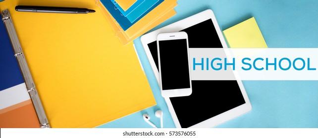 HIGH SCHOOL CONCEPT