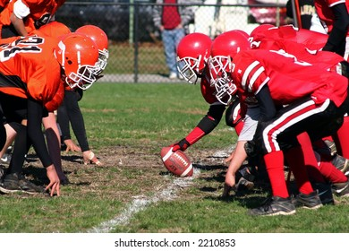 High School Football Game (Editorial)