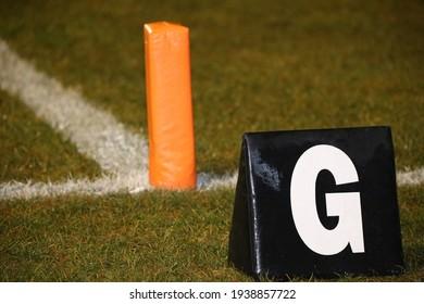 High School Football Yard Lines