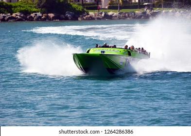 Speed Boat Miami Images, Stock Photos & Vectors | Shutterstock