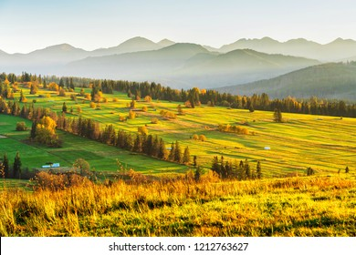The High Tatras Mountains (Vysoke Tatry, Tatry Wysokie, Magas-Tatra), are a mountain range along the border of Slovakia in the Presov Region, and southern Poland in the Lesser Poland Voivodeship.