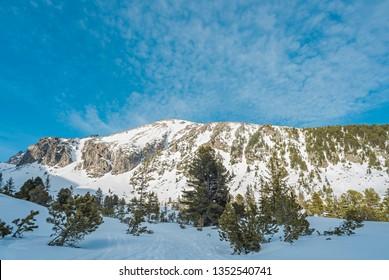 High Tatras, Slovakia, Furkotska valley