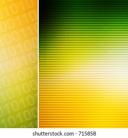 High tech abstract background