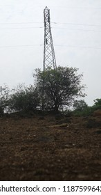 High Tension Electricty Tower