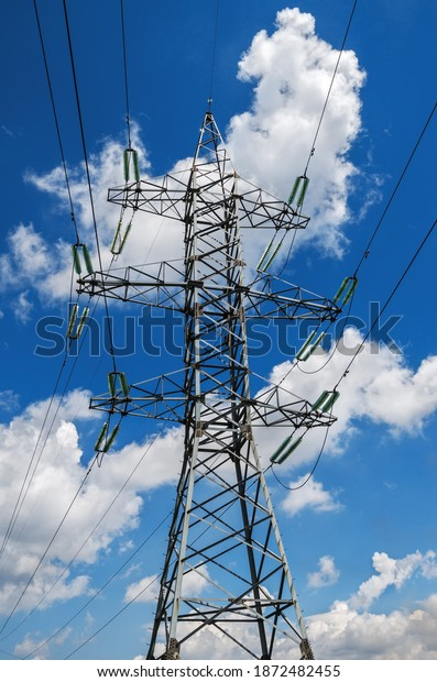 high-voltage-electrical-support-against-