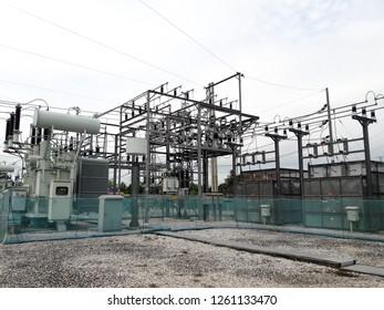 High voltage (metering,Capacitor Bank,power transformer)