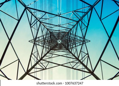 High voltage post Power line Overhead Cable Industry technology