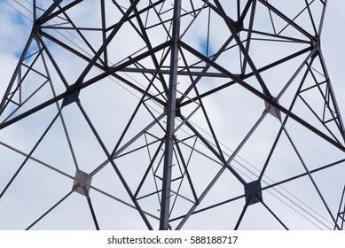 High voltage transmission equipment