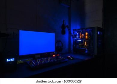 High-End Computing Blue screen