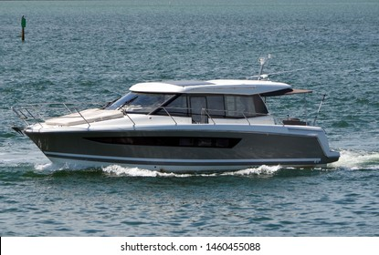 High-end Inboard Engined Cabin Cruiser