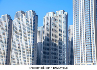 High-end residential / dense high-rise real estate projects