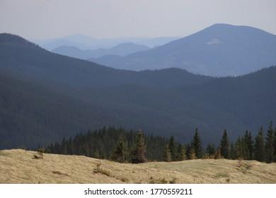 The highest mountain in Ukraine is Hoverla. Ivano-Frankivsk region