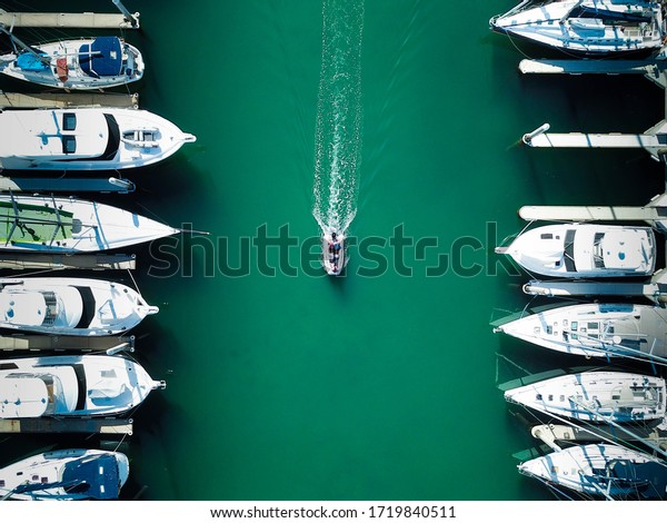 Highfield Inflatable boat, RIB, yacht tender, luxury tender, outboard inflatable