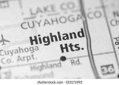 Highland Heights. Ohio. USA