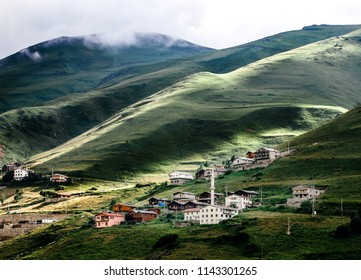 Highland houses in Trabzon