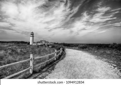 Highland Light Cape Cod Lighthouse.
