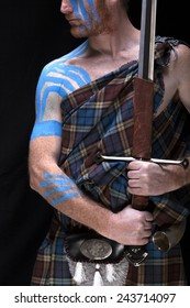 Highlander  tribe warrior