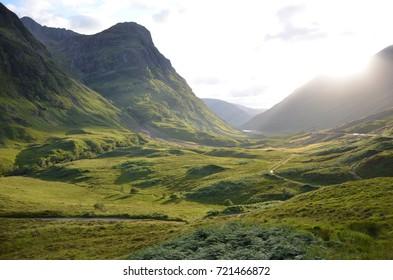 highlands in scotland