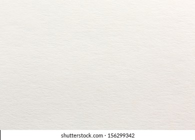 Highly-textured white watercolor paper