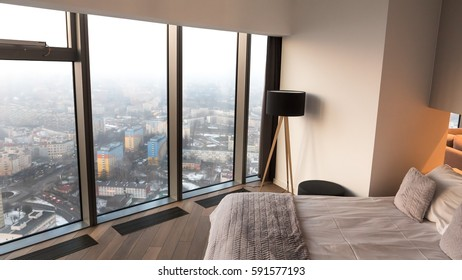 Highnorm apartament with beautiful cityview