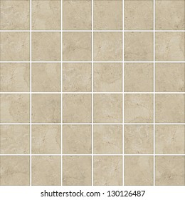 High-quality Brown mosaic pattern background.