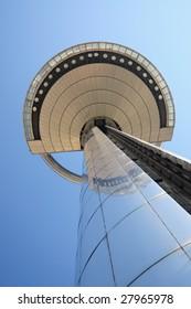High-tech tower