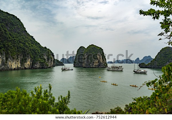 Highview Halong Bay from Thien Cam Son Cave