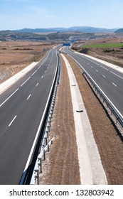 Highway, Basque Country (Spain)