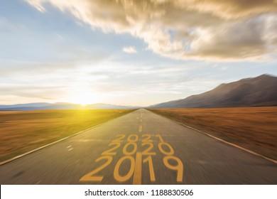 highway future sky