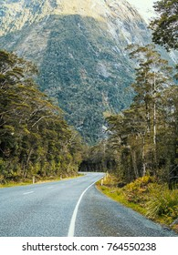 Highway to Milford Sound