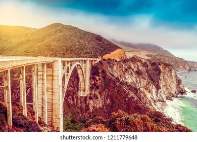 Highway number one - Big Sur, California