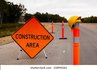 Highway road construction