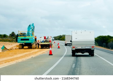 Highway Upgrade Construction