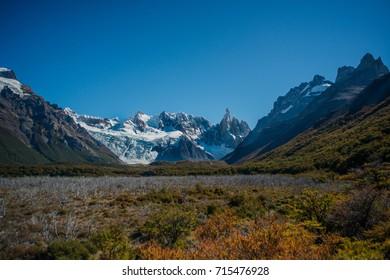 Hike in El Chalten, Argentina side of Patagonia.