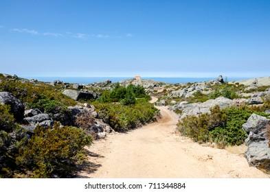 Hike to the hole Covao dos Conchos, buraco, Serra da Estrela, Portugal