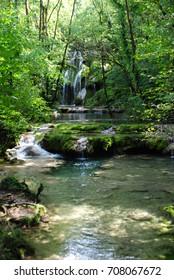 Hiking along the Jura rivers