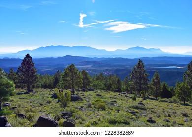 Hiking along Utah's scenic byway