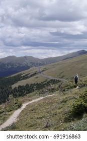 Hiking Alpine Tundra