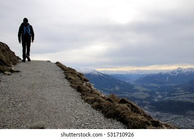 Hiking in Austria's Mountains