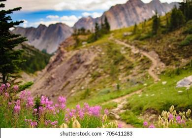 Hiking Banff Canada