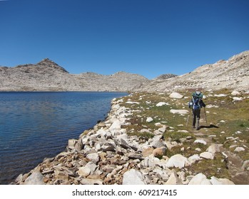 Hiking in Kings Canyon National Park