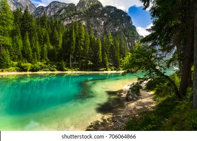 Hiking nowhere in Braies