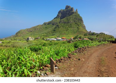 Wandern auf der Insel São Nicolau, Kap Verde (Cabo Verde), Afrika
